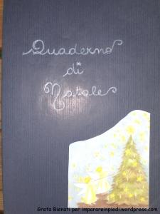 copertina quaderno natale