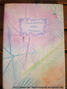 copertina quaderno stagioni
