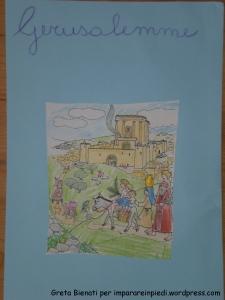 disegno Gerusalemme
