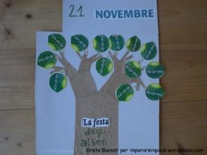 pagina festa alberi