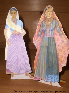 paper dolls India
