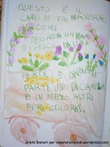 Poesia carro primavera