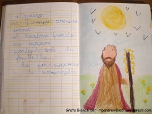 poesia san Giuseppe