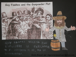 Storia Guy Fawkes