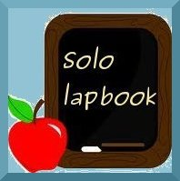 banner solo lapbook