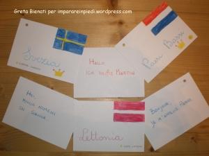 Il gioco delle lingue europee