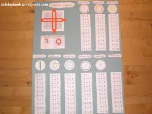 lapbook tabelline