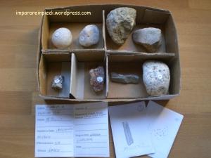carta identità rocce